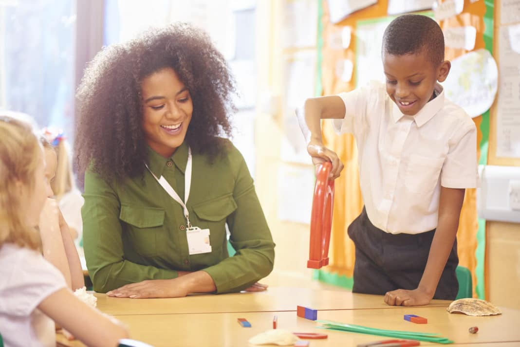 Systemic Social and Emotional Learning